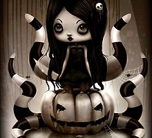 Halloween Doll by Liransz