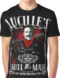 NEGAN JACK DANIEL'S MASHUP Graphic T-Shirt