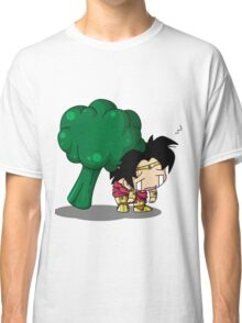 Brolly Broccoli Classic T-Shirt