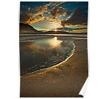 Dunree Sunset Poster