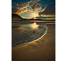 Dunree Sunset Photographic Print