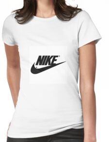 Nike Womens Fitted T-Shirt