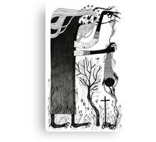 SABBAT  Canvas Print