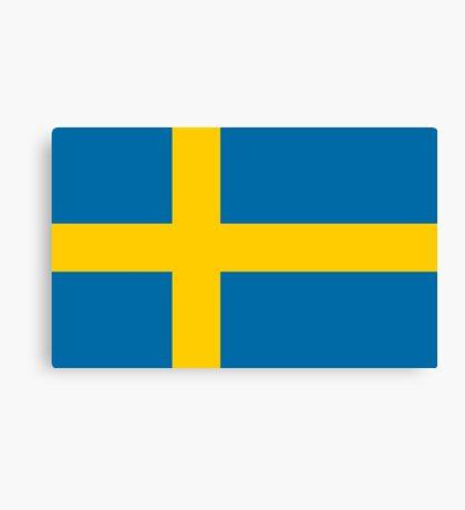Sweden Canvas Print