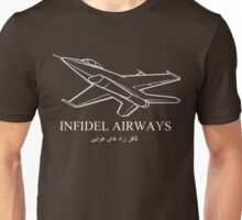 INFIDEL AIRWAYS T-Shirt Unisex T-Shirt