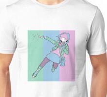Pastel Ramona Flowers Unisex T-Shirt