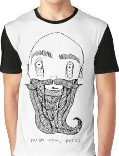 hush now, petal Graphic T-Shirt