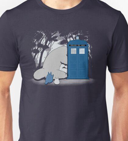 Curious Forest Spirits - Totoro Unisex T-Shirt