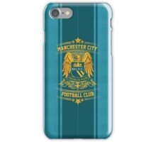 Manchester City New Logo iPhone Case/Skin