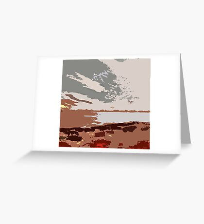 Gilbert Beach  Greeting Card