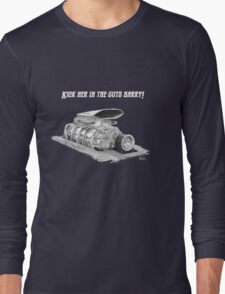 Mad Max Supercharger  Long Sleeve T-Shirt