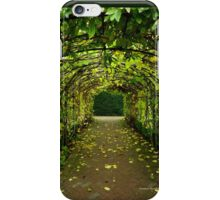 Archway at Buckfast Abbey iPhone Case/Skin