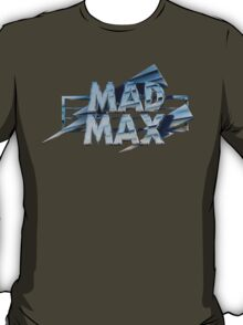 Mad Max film title T-Shirt