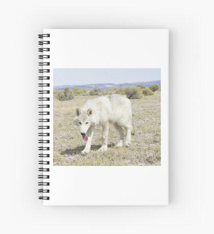 Jeddak Spiral Notebook