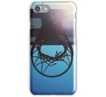 Shining hoops star iPhone Case/Skin