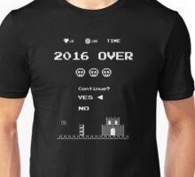Bitmap New Year - YES Unisex T-Shirt