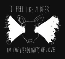 A DEER IN THE HEADLIGHTS OF LOVE (ALT) by Jeremyblog