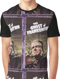 Ghost Frankenstein Graphic T-Shirt