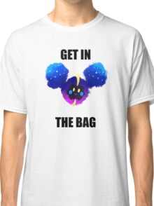 Get in the bag, Nebby! Classic T-Shirt