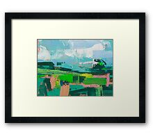 Late spring 11 Framed Print