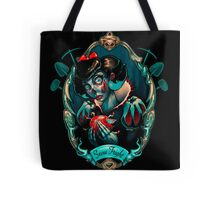 Snow Fright Tote Bag