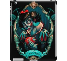 Snow Fright iPad Case/Skin