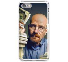 Breaking Bad - Heisenberg money iPhone Case/Skin