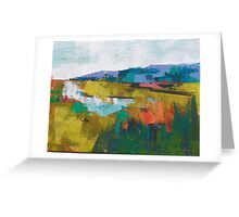 Late summer 8 Greeting Card
