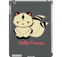 Hello Kirara iPad Case/Skin