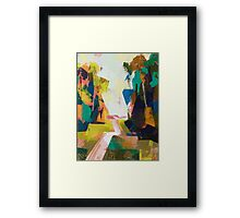 Later summer 14 Framed Print
