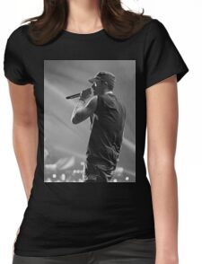 Eminem 2 Womens Fitted T-Shirt