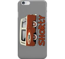 VW Camper Van Shorty iPhone Case/Skin