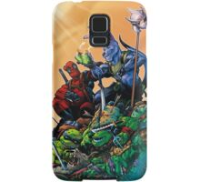 Salty Roo - Tonight, we dine on turtle soup! Samsung Galaxy Case/Skin