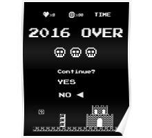 Bitmap New Year - NO Poster