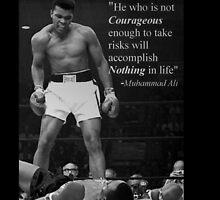 Muhammad Ali by SmithyJ