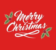 Merry Christmas Apparel #2 Kids Tee