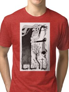 SABBAT  Tri-blend T-Shirt