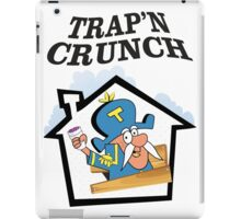TRAP'N CRUNCH iPad Case/Skin