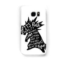 The Fire Mouse Samsung Galaxy Case/Skin