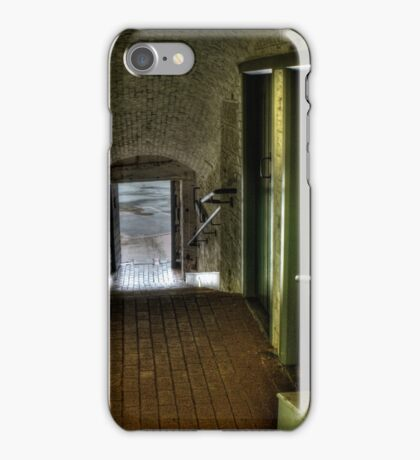 The Citadel tunnel Halifax NS iPhone Case/Skin