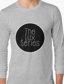The Lux Series - Black Circle Long Sleeve T-Shirt