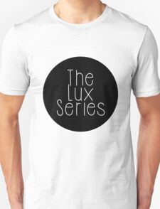 The Lux Series - Black Circle T-Shirt