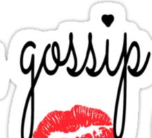 XOXO, GOSSIP GIRL Sticker