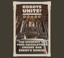 Robots Unite by Pig's Ear Gear