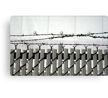Barricades Canvas Print