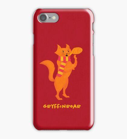 GRYFFINROAR iPhone Case/Skin