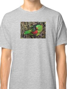 Red-winged Parrot  Classic T-Shirt
