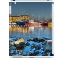 Fishing Cove iPad Case/Skin