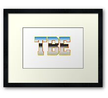 The Big Easy Comedy Channel Framed Print