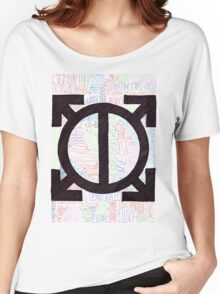 ORBIS EPSILON 30 Seconds to Mars Women's Relaxed Fit T-Shirt